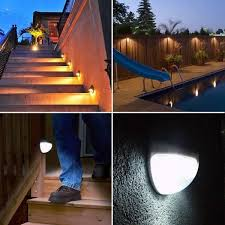 Outdoor Solar Lights For Fence Favorable Colorful Wall Mounted Led Solar Light Outdoor Waterproof