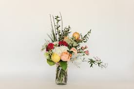 flower delivery san jose rustic garden arrangement in san jose ca flowers by