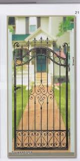 decorative wrought iron ornamental iron gate fence railings