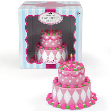 18 Inch Doll Kitchen Furniture Amazon Com Tiered Doll Cake By Sophia U0027s Perfect For 18 Inch