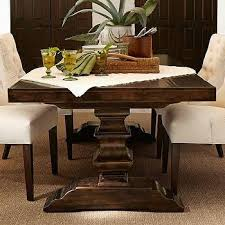 Dining Room Furniture Ethan Allen Ethan Allen Cameron Dining Table In Brown