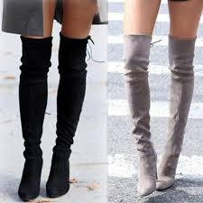 womens boots knee high shop 100 leather knee high thigh high boots winter