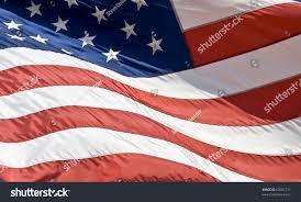 Waving American Flag American Flag Waving Wind Stock Photo 67665715 Shutterstock