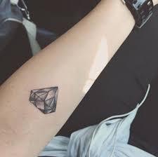 best 25 diamond tattoos ideas on pinterest chest tattoo diamond