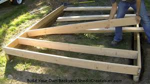 Plans To Build A Small Wood Shed by Shed Plans How To Build A Shed Icreatables