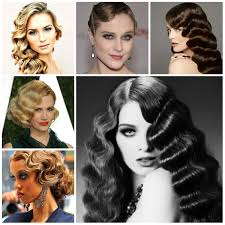 vintage finger wave hairstyles to try in 2016 haircuts