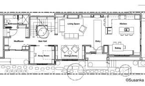 Long Narrow Floor Plans 22 Best Long And Narrow House Plans House Plans 28365