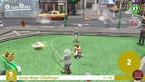 Challenge Tips Metro Kingdom Jump Rope Challenge Tips Mario Odyssey