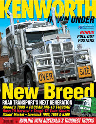 paccar inc kenworth down under issue 15 by kenworth down under issuu