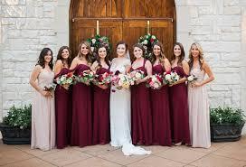 burgundy bridesmaid dresses strapless burgundy bridesmaid dresses classic strapless