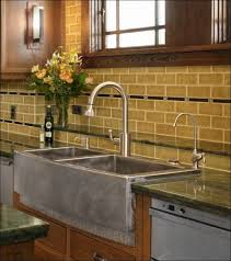 Kitchen  Kitchens With Grey Floors Gray Stone Backsplash Gray - Gray stone backsplash