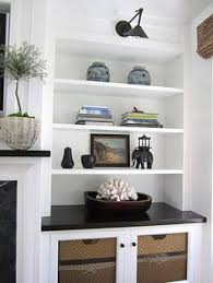 Built In Bookshelves Fireplace by Built In Bookcases Around Fireplace Bing Images Living Room