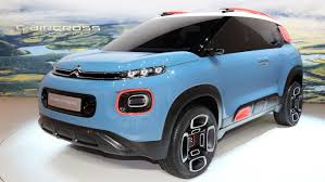 citroen concept 2017 aircross concept to be c5 reality at shanghai auto show citroënvie