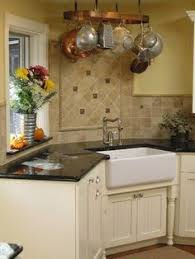 Best Kitchens Corner Sinks Images On Pinterest Corner Kitchen - Corner kitchen sink cabinet