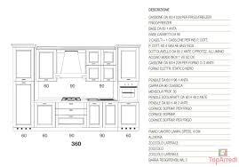 Armadi Ikea Misure by Mobili Per Cucina Misure Design Casa Creativa E Mobili Ispiratori