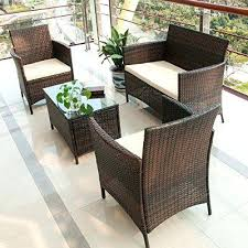 Rattan Patio Furniture Sets Rattan Patio Furniture Artrio Info