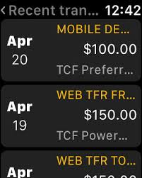new tcf mobile app on the app store