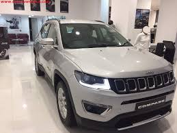 corolla jeep jeep compass unveiled in goa bookings open