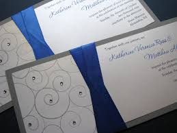Royal Blue Wedding Invitation Cards Best Selection Of Wedding Invitations Atlanta Theruntime Com