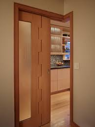 glass home office door