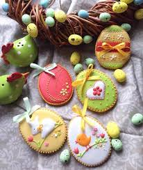 116 best Easter cookie art images on Pinterest