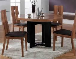 Kitchen Bar Table With Storage Kitchen White Round Dining Table Set Rug Under Dining Table