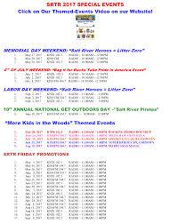 event calendar salt river tubing
