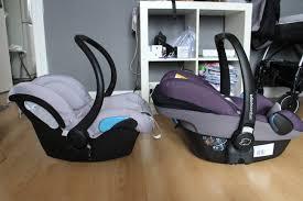 siège auto pebble bébé confort comparatifs coques bébé confort pebble vs streety fix