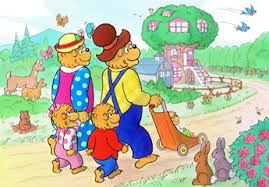 berenstien bears the berenstain bears