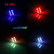 car led rgb t10 w5w parking light clearance lights for ford focus