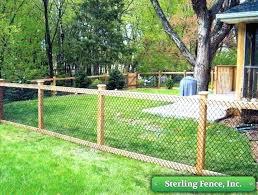 Fencing Ideas For Small Gardens White Garden Fencing Ideas Garden Fence Paint Grey Picket Fence