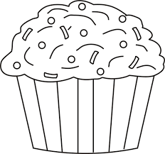 coloring pages dazzling cupcake coloring kitty