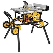 dewalt jobsite table saw accessories dewalt dwe7491rs 10 inch jobsite table saw with 32 1 2 inch rip
