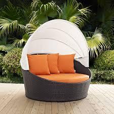 convene small canopy daybed u2013 modern wow