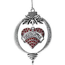 Firefighter Christmas Tree Decorations gifts for the professionals gifts for fire fighters christmas