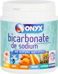 bicarbonate de soude cuisine bicarbonate de sodium onyx boîte 500 g de bicarbonate de sodium