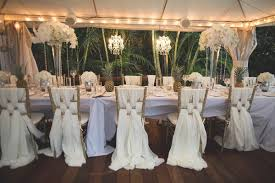 Wedding Linens Intimate Church Ceremony Hawaiian Reception On The Island Of