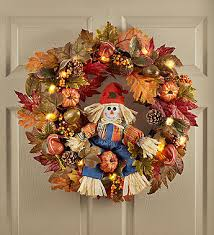autumn and fall decor fall wreaths candles u0026 more 1800flowers