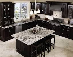 Best  Black Granite Countertops Ideas On Pinterest Black - Kitchen photos dark cabinets