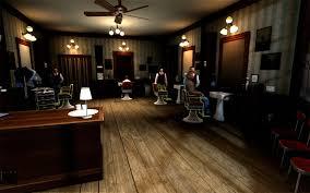 Latest Barber Shop Interior Design The Secret World Ockham U0027s Razor U2013 The Barber Shop Unfair Co