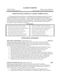 hr resume sample for experienced best solutions of payroll and benefits administrator sample resume collection of solutions payroll and benefits administrator sample resume in form