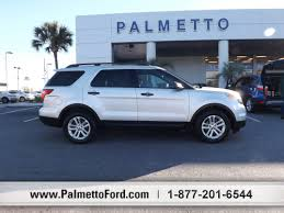 suv ford explorer certified used cars trucks suvs palmetto ford charleston sc