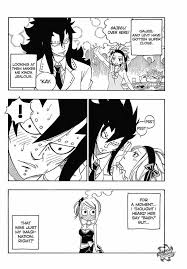 Fairy Tail Manga by Fairy Tail Manga 545 Gale Baby By Diebitch2947 On Deviantart