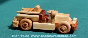 Wooden Toys Plans Free Trucks by Free Toy Plans