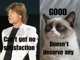 grumpy cat the rock n roll years grumpy cat meets the rolling stones