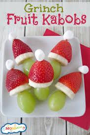 grinch food ideas for christmas