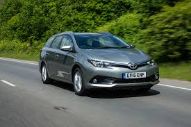 tour guide u0027 toyota auris touring sports independent new review