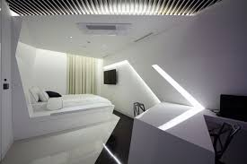 futuristic master bedroom large ideas open living space for small