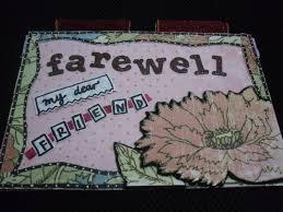 Farewell Invitation Cards Handmade Farewell Cards Trendy Mods Com