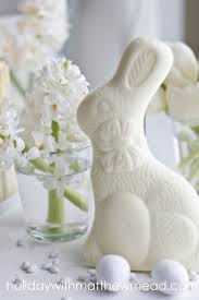 white chocolate bunny white chocolate bunny my favorite for easter easter april